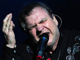 Meat Loaf perfoming at Hard Rock Live