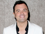 Seth MacFarlane at HBO's 62nd Annual Primetime Emmy Awards afterparty, held at the Pacific Design Centre, West Hollywood