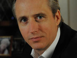 Linus Roache as Lawrence from Corrie