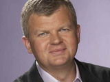 Adrian Chiles from Daybreak on ITV1.