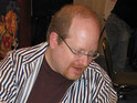 Writer Mark Waid defends digital comic book piracy in his keynote speech at the Harvey Awards.