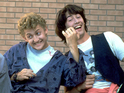 Bill & Ted star Alex Winter says he's eager to stop talking and start shooting the film.