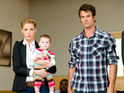 Katherine Heigl and Josh Duhamel face reluctant parenthood and clichés aplenty in Life As We Know It.