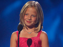 Jackie Evancho says that she feels good despite her second place finish on America's Got Talent.