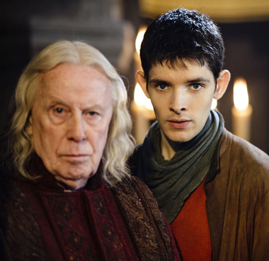 Merlin and Gaius
