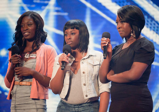 The X Factor: S07E04 Contestants