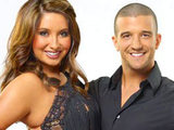 Bristol Palin and Mark Ballas on Dancing With The Stars