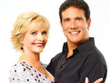 Florence Henderson and Corky Ballas on Dancing With The Stars