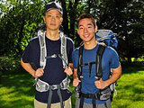 Michael and Kevin from The Amazing Race 17