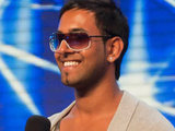 Kash on The X Factor
