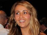 Samia Smith leaving the TV Choice Awards 2010