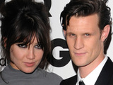 Daisy Lowe and Matt Smith