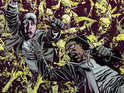 Image Comics and comiXology team up to launch an official Walking Dead app.