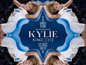 Kylie Minogue announces that she is to tour in support of her Aphrodite LP next year.