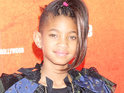 Willow Smith says that her parents' artistic achievements inspired her to pursue a career in music.