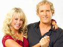 Michael Bolton's dance partner Chelsie Hightower responds to his Dancing With The Stars exit.