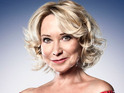 Felicity Kendal will reportedly cover a black eye with make-up on Strictly Come Dancing this weekend.