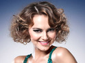 Click here to watch a video of Kara Tointon training for Strictly Come Dancing.