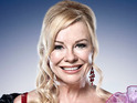 Click here to watch a video of Pamela Stephenson training for Strictly Come Dancing.