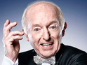 Click here to watch Paul Daniels learning the cha cha cha for Strictly Come Dancing.