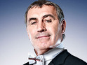 Click here to watch a video of Peter Shilton training for Strictly Come Dancing.