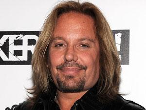 Motley Crew singer Vince Neil