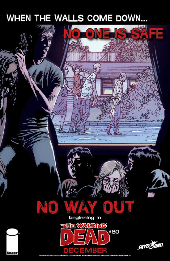 The Walking Dead: No Way Out #4