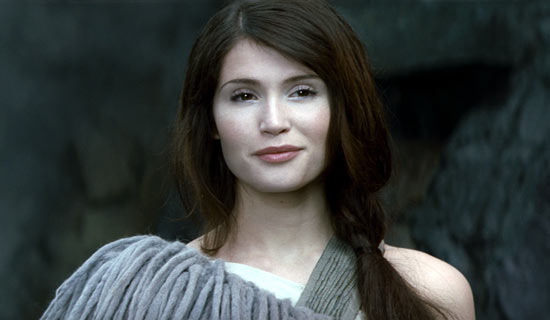 Gemma Arterton in Clash Of The Titans