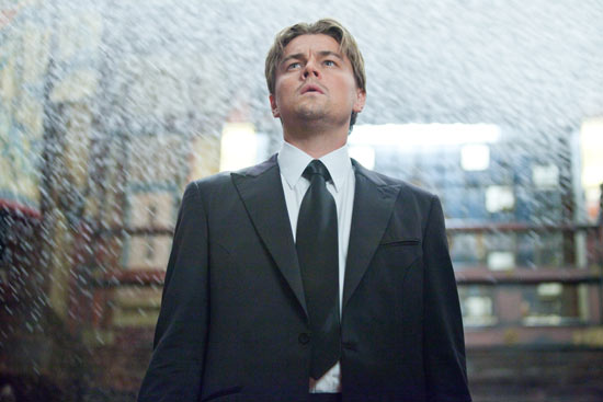 DSMAs 2010: Best Actor: Leonardo DiCaprio