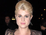 Kelly Osbourne at the Mercedez-Benz IMG New York Fashion Week
