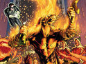 DC Comics confirms details on the Larfleeze Christmas Special.