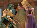 Disney gives the Rapunzel story a makeover with Mandy Moore and Zachary Levi in Tangled.