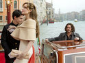 The Tourist's Johnny Depp and Angelina Jolie are cast adrift in Venice.