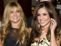 The two Girls Aloud stars get together after Cole's Summertime Ball slot.