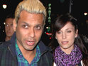 "Tony Kanal and girlfriend Erin Lokitz are ""overwhelmed with joy"" to be expecting their first child."