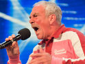 55-year-old barman Rob Burn is one of the surprise packages at Cardiff's X Factor auditions.