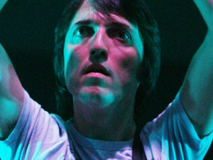 Colin Greenwood from Radiohead