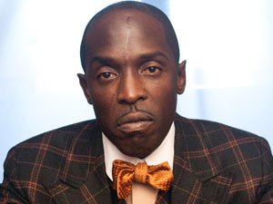 Michael K. Williams as Chalky White from Boardwalk Empire