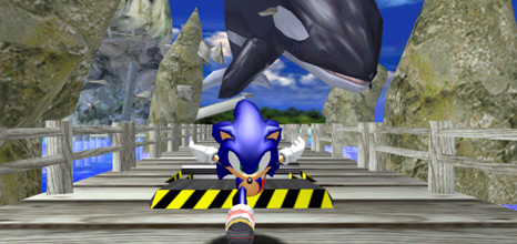 Gaming Review: Sonic Adventure