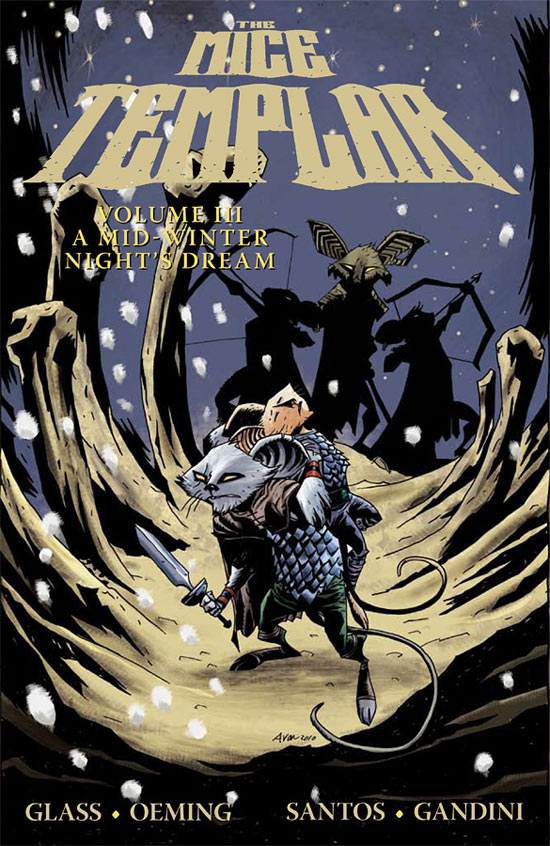 The Mice Templar, Volume 3 A Mid-Winter Night's Dream