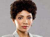 Jasika Nicole as Agent Astrid Farnsworth in 'Fringe'