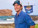 Jeff Probst host of Survivor Nicaragua