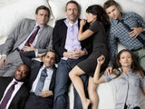 The full cast of House: Season 7
