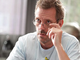 "House (Hugh Laurie) in the House episode ""Selfish"""