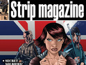 Strip Magazine publisher Print Media Productions lands the rights to Hookjaw.