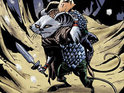 Image Comics announces the third volume in its Mice Templar series.