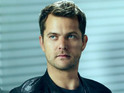 "John Noble claims that it is ""wonderful"" working with Joshua Jackson again."
