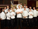 Gordon Ramsay eliminates another two chefs on Hell's Kitchen.