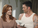 Brian Austin Green reveals that he didn't expect his romance on Desperate Housewives to be so big.