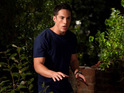 Michael Trevino says he thinks it will be fun to play the bad guy.